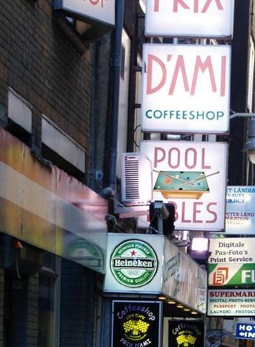 street signs by Ronbar