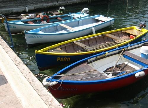 Italian boats by Ronbar