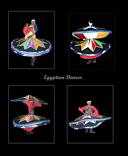 Egyptian Dancer by JCowlan