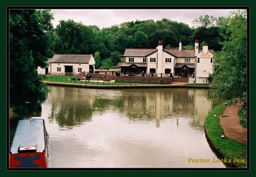 Foxton Locks Inn by sotaylor