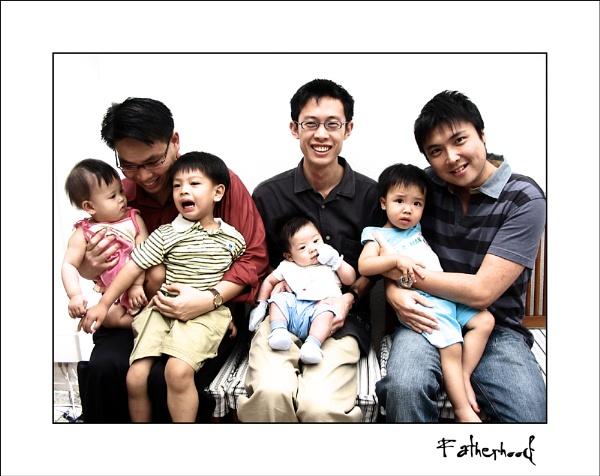 Fatherhood(s) by sze4j