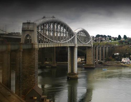 Tamar Bridge by andrejolley