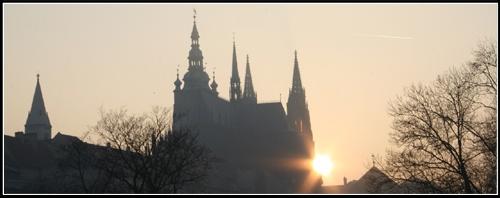 Prague Castle by fredforsyth