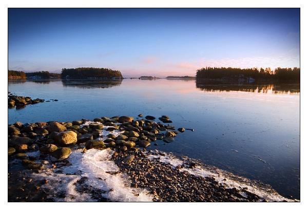 Archipelago II by solkku
