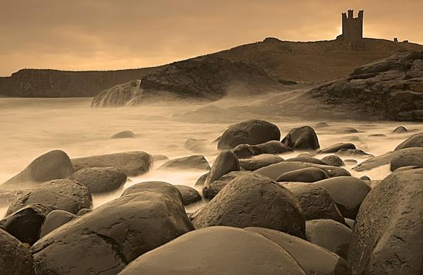 Dunstanburgh 02 by Nixy