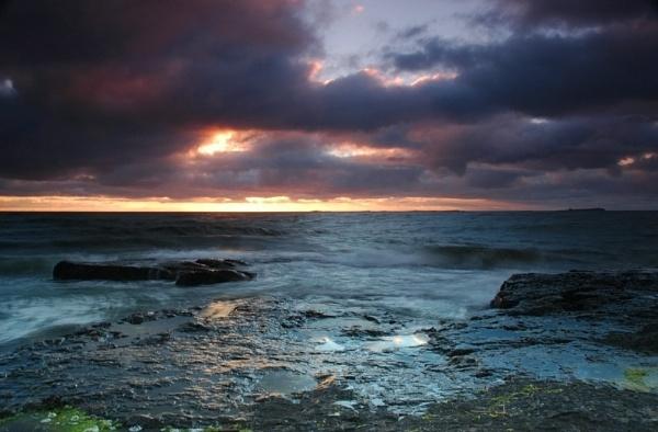 North Sea Storm by Nixy