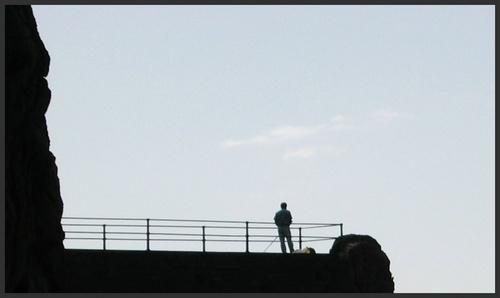 The fisherman by Ronbar