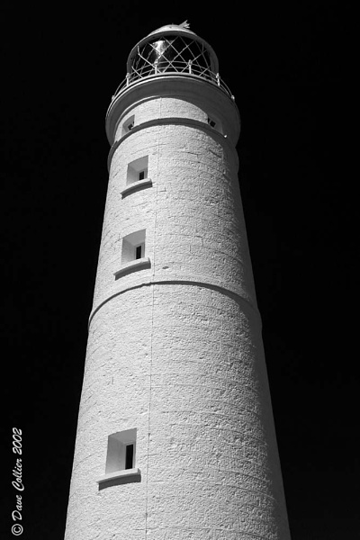 Nash Point Lighthouse by Dave_Collier