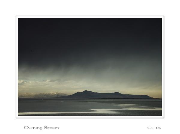 Evening Storm by gajj