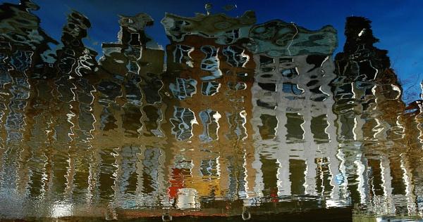 Amsterdam Rippling by jimthistle73