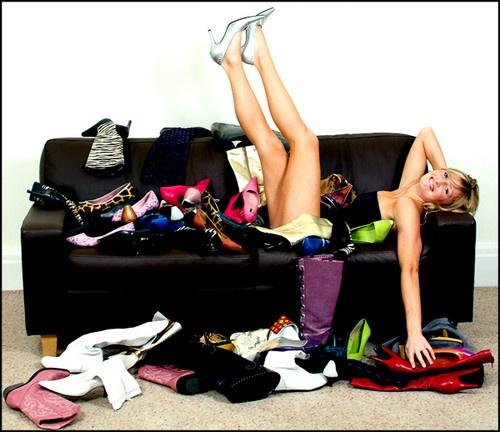 Lou\'s Shoes by debbiehardy