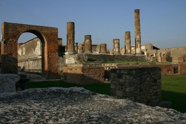 Pompeii by PMeldrum