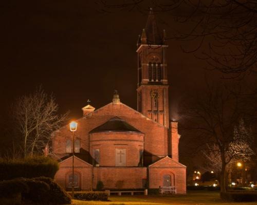 gosport church by curlyfilm