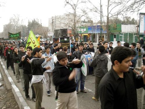 Muharram Procession by kombizz