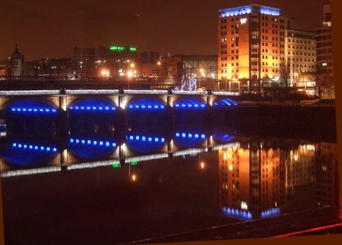 Glasgow Riverside by bradpete