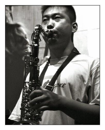 I like jazz by leslie168