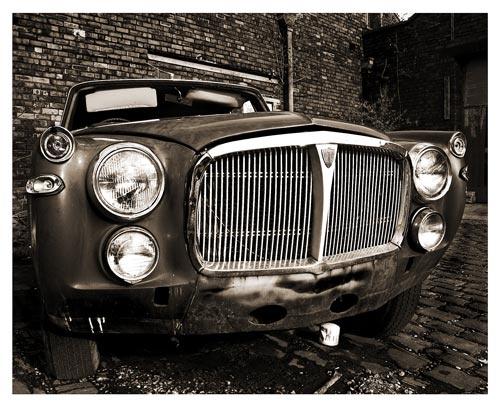 The Old Rover by 1nten5e