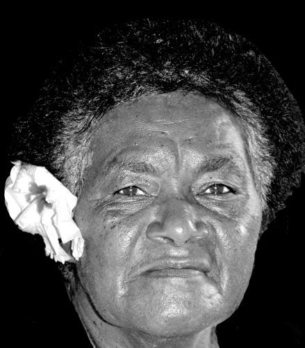 Fijian Matriarch by Jaye