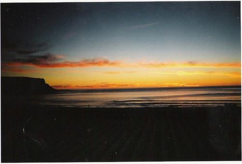 Elandsbaai sunset by Denell