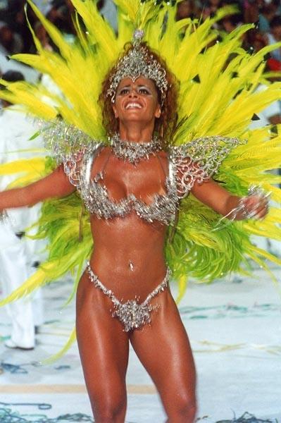 Carnival Lady by jkennedy