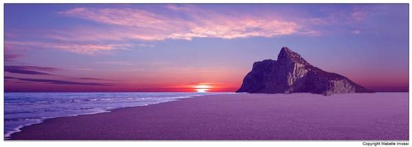 Gibraltar by Scabaida