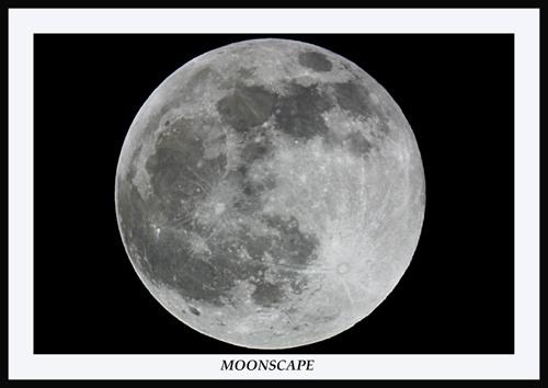 Moonscape by jany
