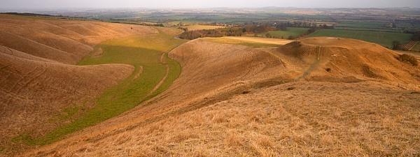 Uffington View by strawman