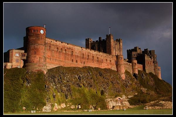 Bamburgh castle by gordon.m