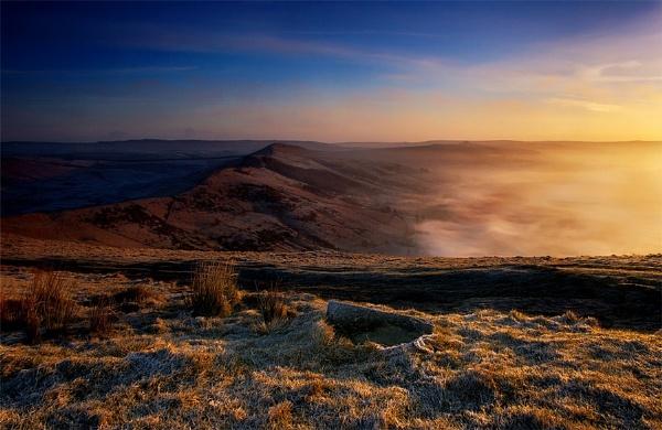 Valley Mist by cdm36