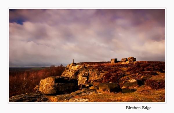 Birchen Edge by cdm36