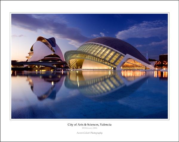 Calatrava\'s Valencia by AaronCollettPhotography