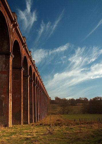 Balcombe Viaduct by Kris_Dutson