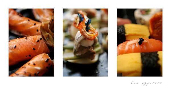 Bon Appetit! by ewanrayment