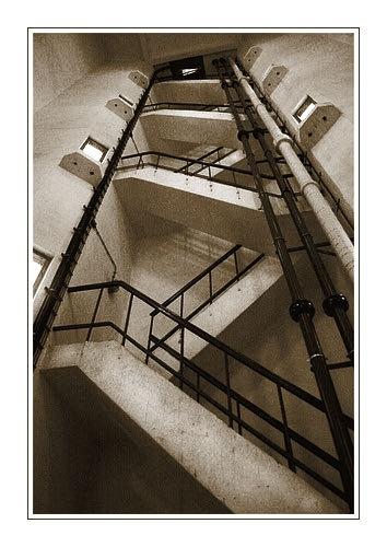 Water Tower Interior by conrad