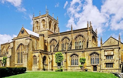 Sherborne Abbey -Straightened by nobby1