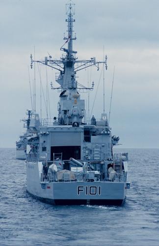 HMS Yarmouth by nobby1