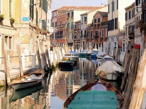 venetian parking by hibby