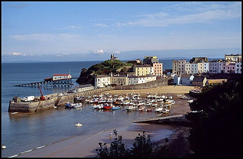 Tenby by barnowl