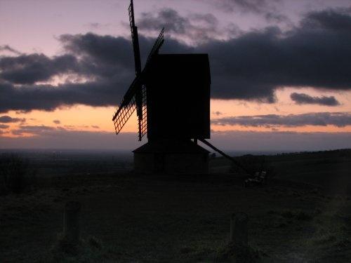 Brill mill dusk by tig124