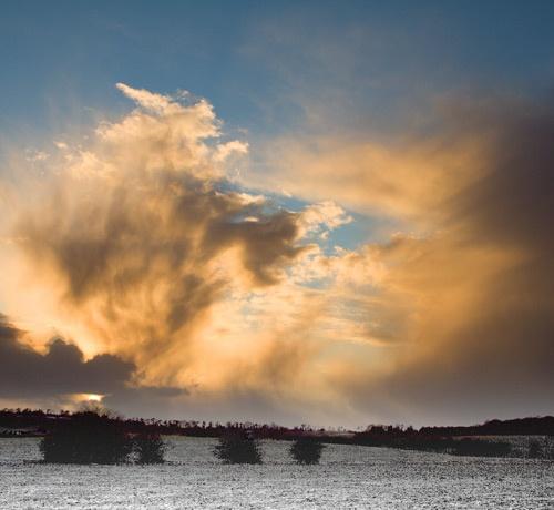 exploding sky by MattB