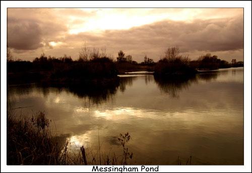 Messingham Ponds by Dek22