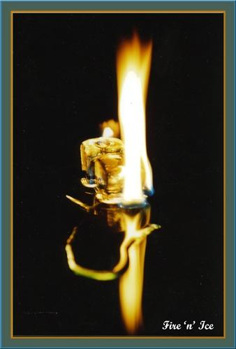 Fire \'n\' Ice by JCowlan