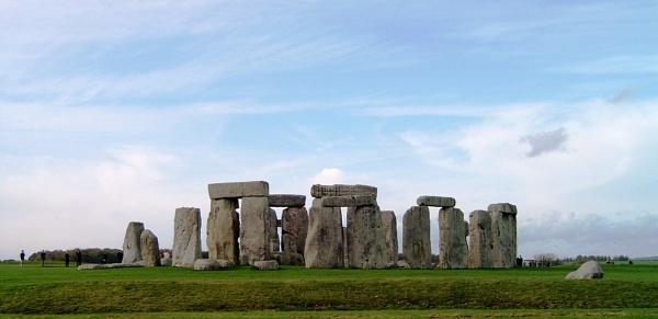 Stonehenge by vincerisi