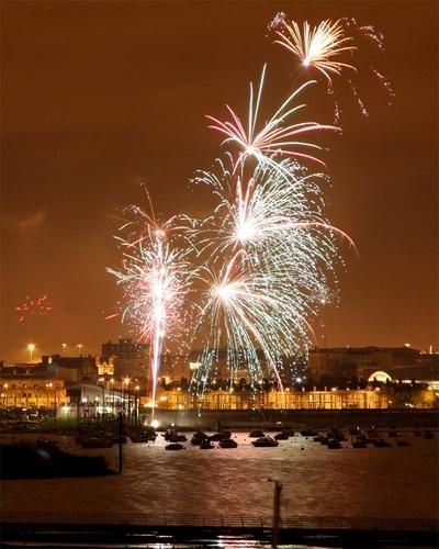 Fireworks night by dean1