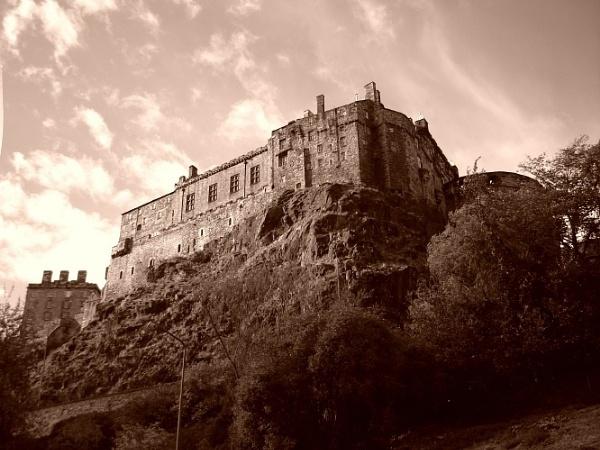 edinburgh castle by ireid7