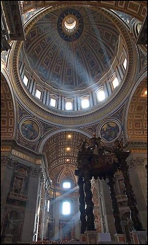 Inside St. Peter\'s by gmuncaster