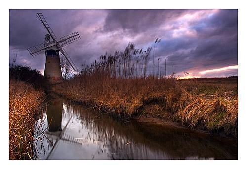 Windmill by katieb