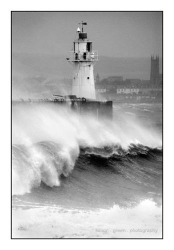 lighthouse by simongreen