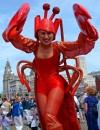 Lobster Girl