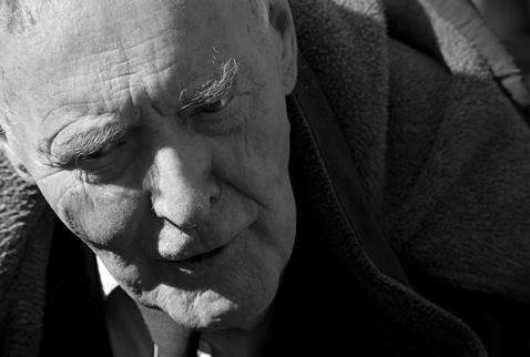 Tony Benn by markmurton
